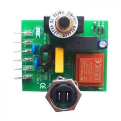 Carte électronique 10 Amps Type Duovac