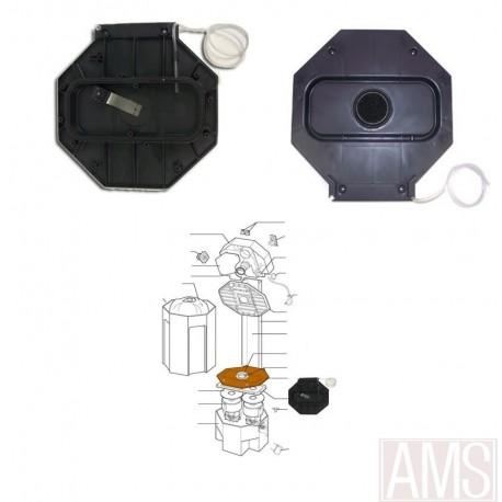 Capot moteur Centrale Axpir