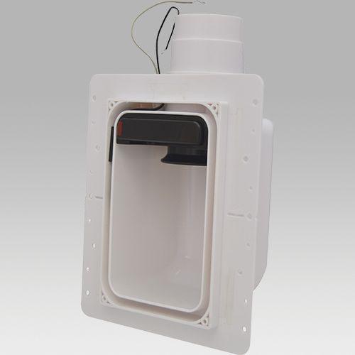 Rétraflex aspirateur centralisé