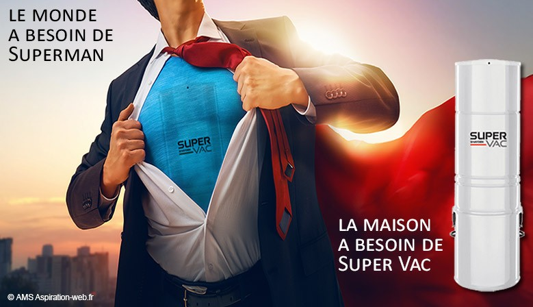 Supervac la qualité Made in Canada